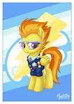 Spitfire in Uniform