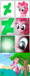 Pinkie's Seen It by mysticalpha