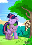 Twilight Spike Sad Times