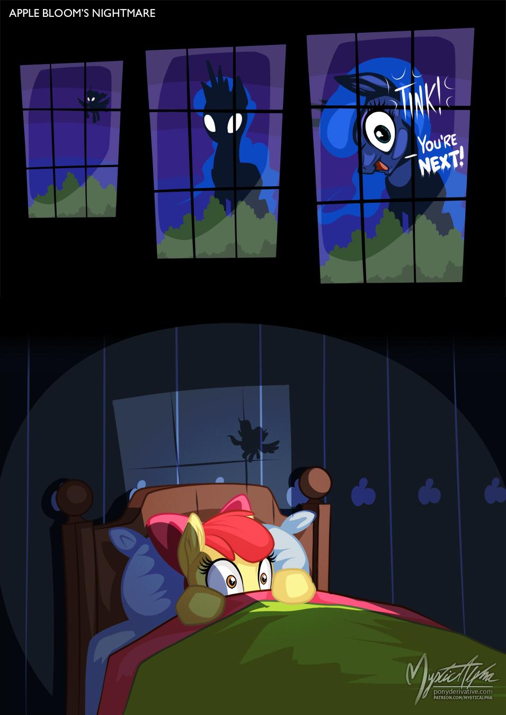 Apple Bloom's Nightmare