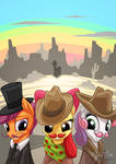 Cutie Mark Crusaders - Western