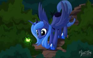 Luna of the Night by mysticalpha