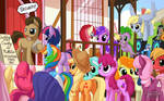 Background Ponies Only