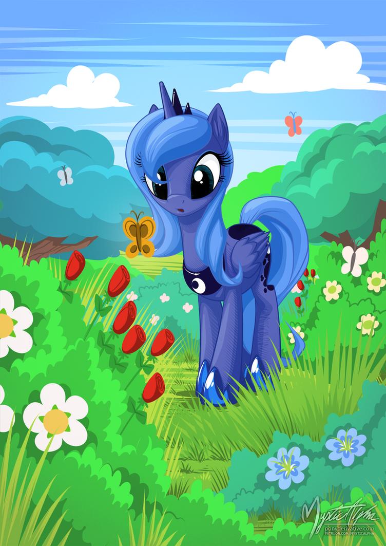 Luna Spring by mysticalpha