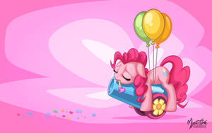 Pinkie Party Pooped by mysticalpha