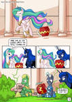 Day in the Lives of the Royal Sisters 05