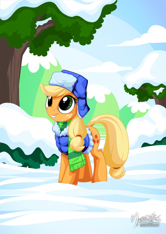 Applejack Winter