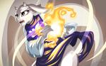 Fireball Toriel (Undertale)
