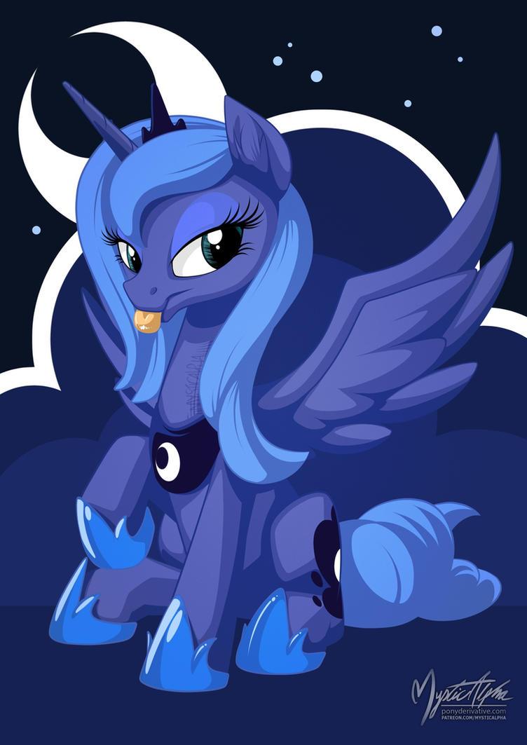 More Zero Suit Luna by mysticalpha