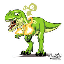 T.Rex Small Arms Fire 2.0