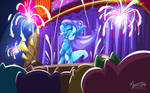 Trixie's Show without Starlight