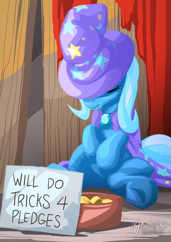 Trixie Bum