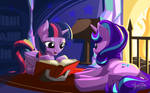 Twilight and Starlight Story Time