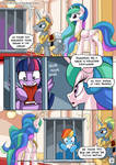 Day in the Lives of the Royal Sisters 10