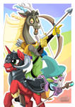 Dungeons and Discords