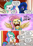Day in the Lives of the Royal Sisters 16