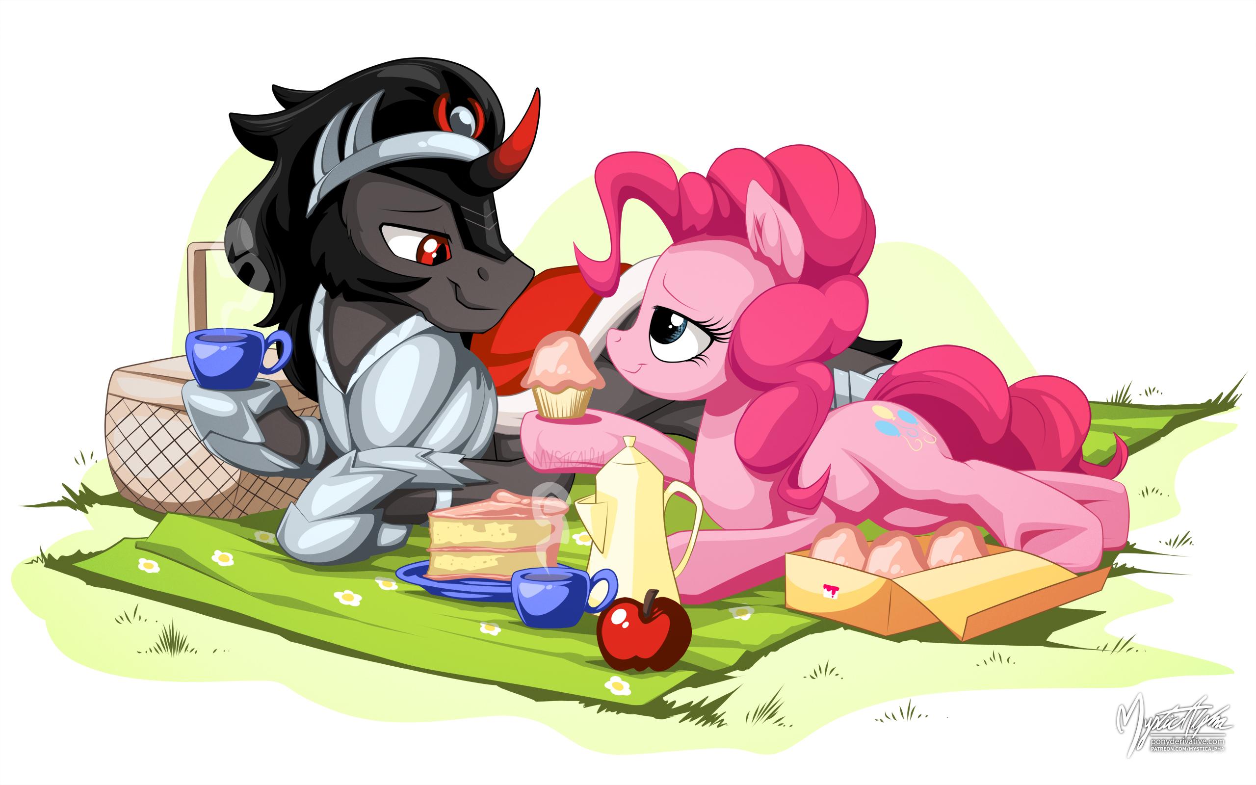 Sombra Pinkie Pie Picnic