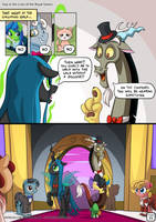Day in the Lives of the Royal Sisters 21 by mysticalpha
