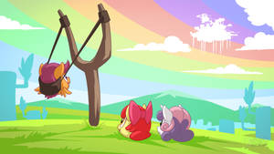 Angry Fillies 16:9