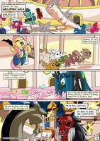 Day in the Lives of the Royal Sisters 24 by mysticalpha