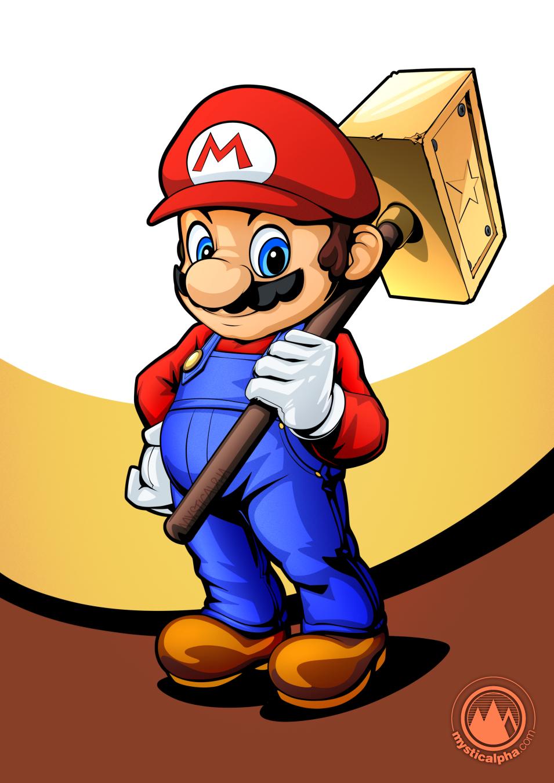 Mario by mysticalpha