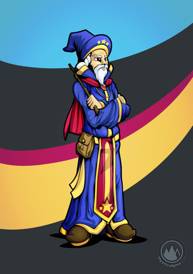 Wizard by mysticalpha