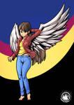Winged Girl 2.0