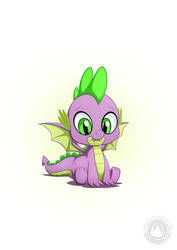 A Winged Spike by mysticalpha