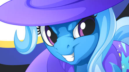 Trixie's Mad Scheming by mysticalpha