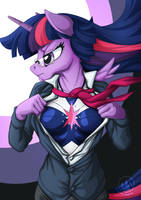 Twilight in a suit 2 by mysticalpha