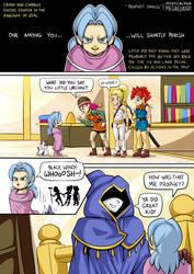 Chrono Trigger Comic - Prophet Janus