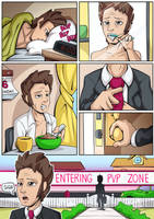 Entering PVP Zone by mysticalpha
