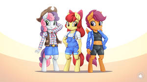 CMC denim by mysticalpha