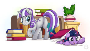 Twilight Velvet and Sparkle