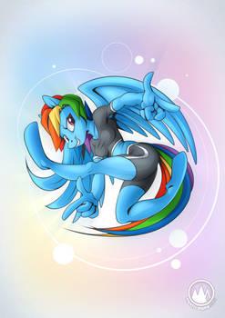 Rainbow Sonic Dash