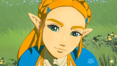 Dat Zelda Look Recreation