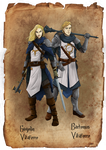 Clerics of Pelor