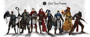 Black Stone Company - DnD Party