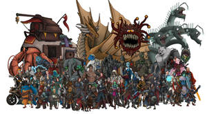 DnD collection