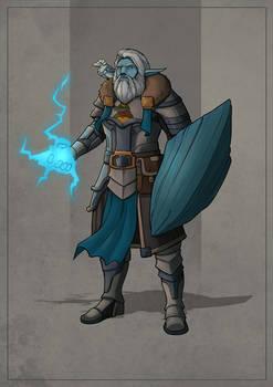 Fulgor - Firbolg Cleric