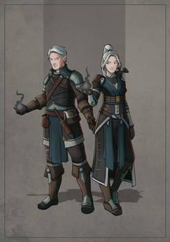 Warlock Twins
