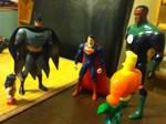 Welcome Superman!