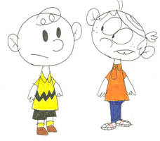 It's the Loud House, Charlie Brown 1 by SithVampireMaster27