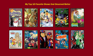 My Top 10 Favorite Shows That Deserved Better