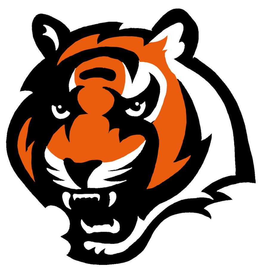 tiger logo by hadozee on deviantart