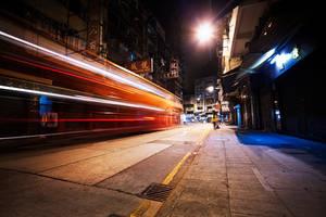 Through the night by paikan07