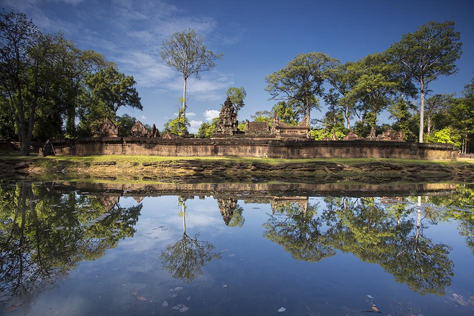 Banteay Srei by paikan07