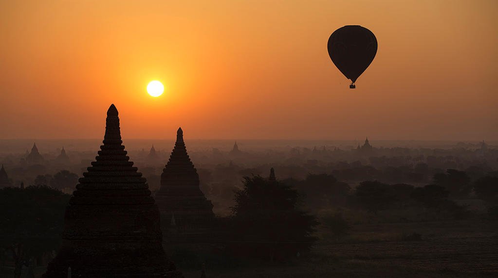 Bagan by paikan07