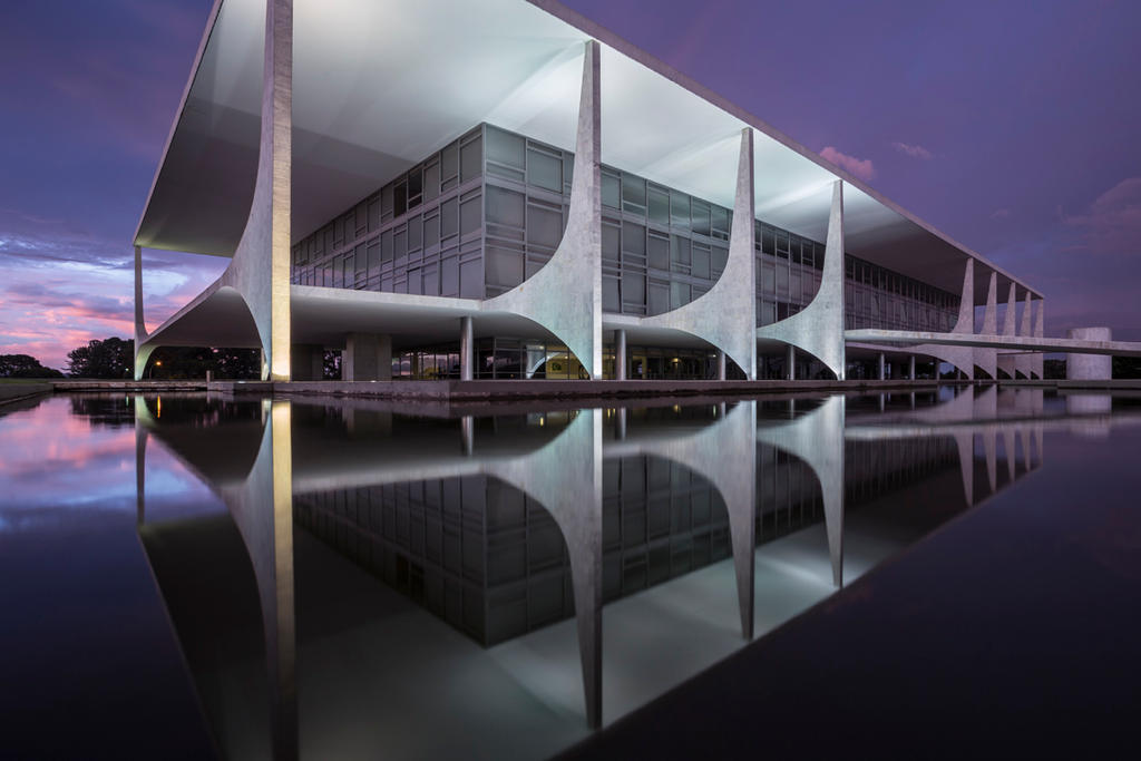 Palacio do Planalto by paikan07