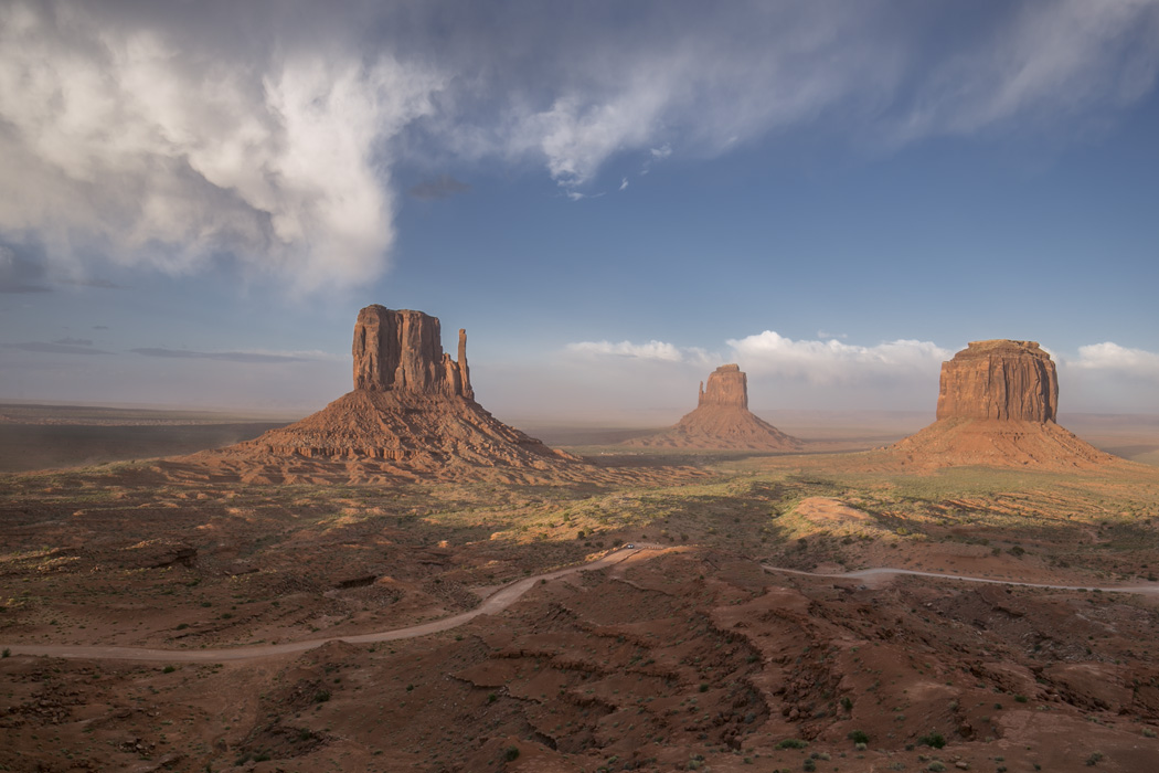 Monument Valley by paikan07